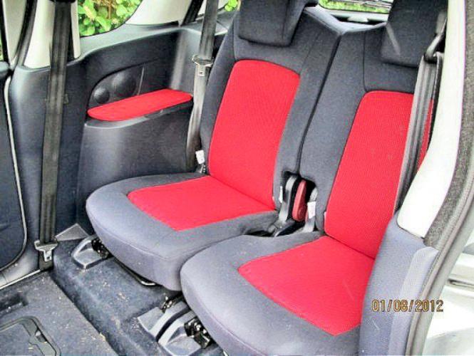 Peugeot 1007 Cameleo Kit Arm Rest Floor Mats