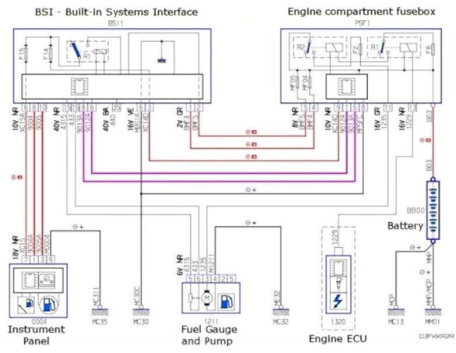 peugeot 1007 fuel pump rh jimbutterworth co uk peugeot 306 fuel pump wiring diagram Fuel Pump Installation