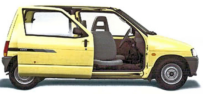 Front Sliding Doors Other Vehicles