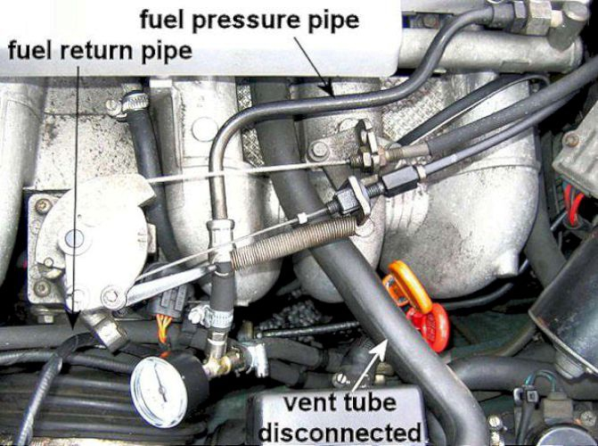 Jaguar Fuel Pressure Diagram | Machine Repair Manual on