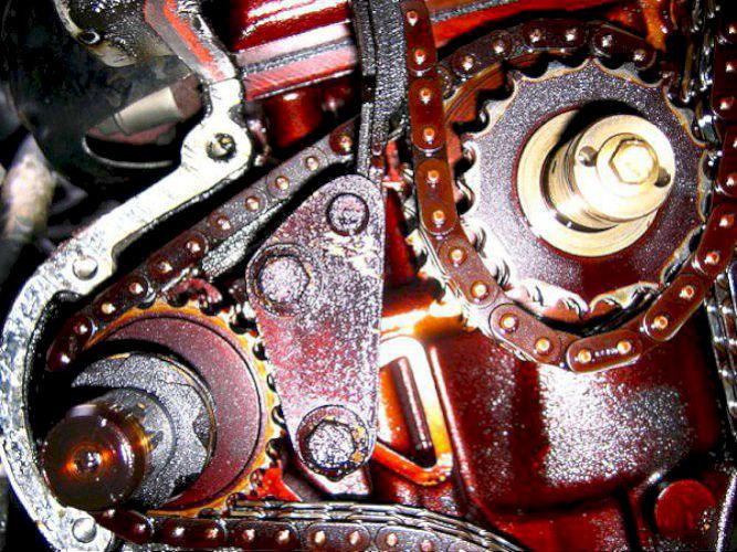 Once Moving Prise Off Equally Both Sides In Practice Mine Slid Easily Enough Now You Can Get To The Timing Chains And Slippers: Jaguar Aj16 Engine Diagrams At Executivepassage.co